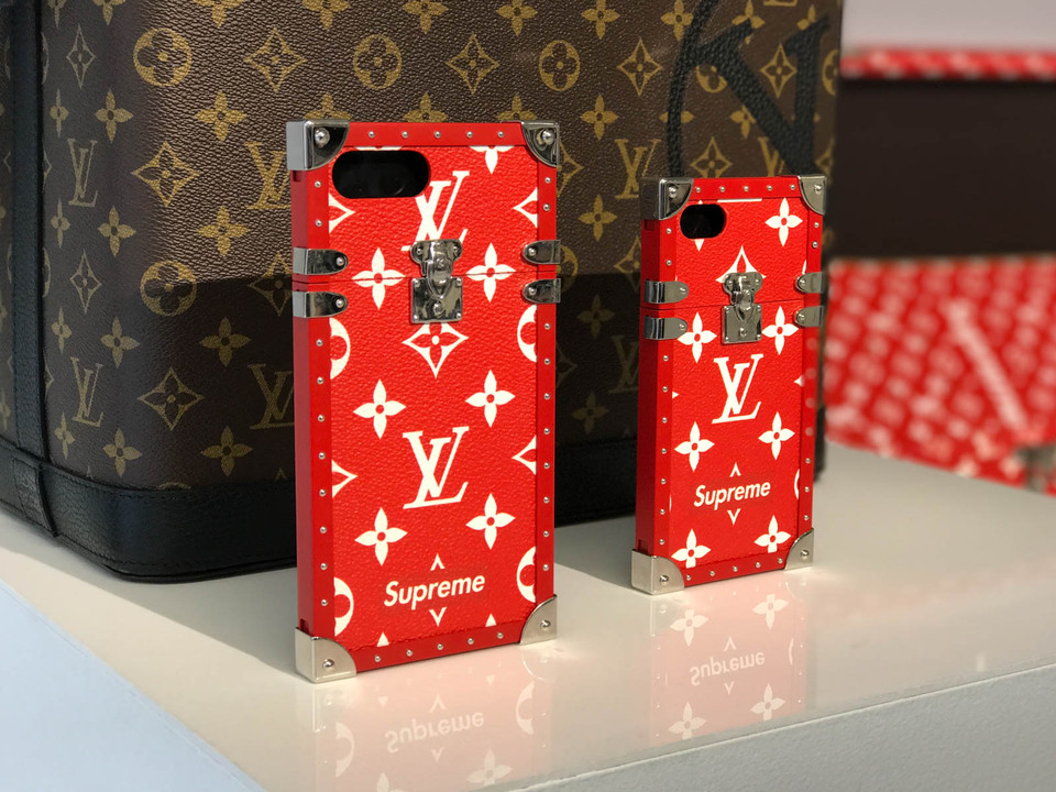 028dbb57 Supreme x Louis Vuitton 2017 Fall/Winter Closer Look Showroom ...
