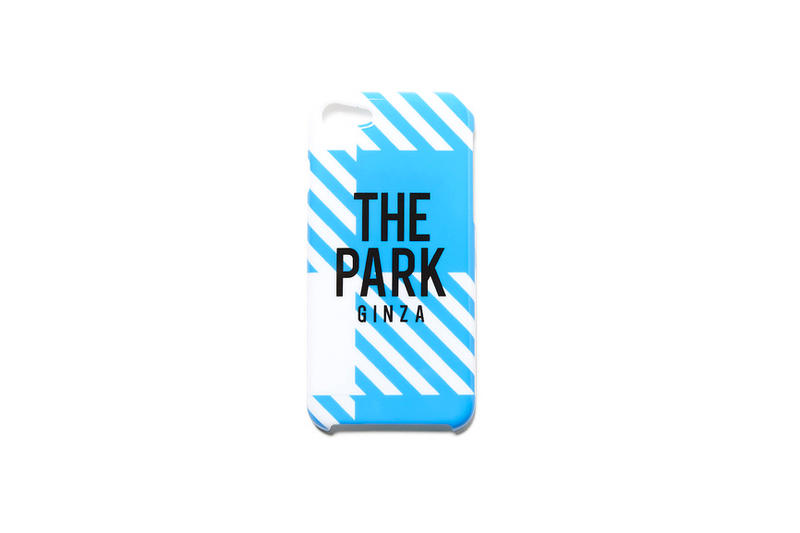 THE PARK · ING GINZA 2017 Drop 1
