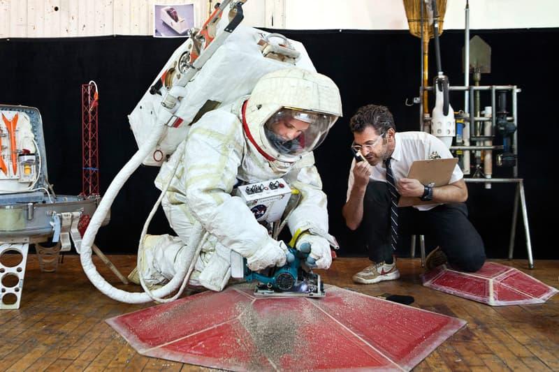 Tom Sachs Space Program Livestream