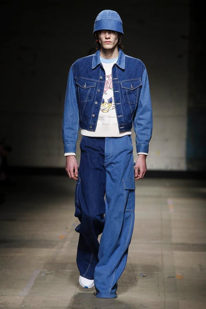 Topman 2017 Fall Winter Collection Runway London Fashion Week Mens