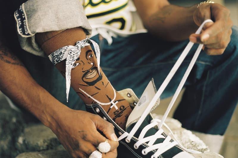 Stance Socks Tupac Shakur 2Pac