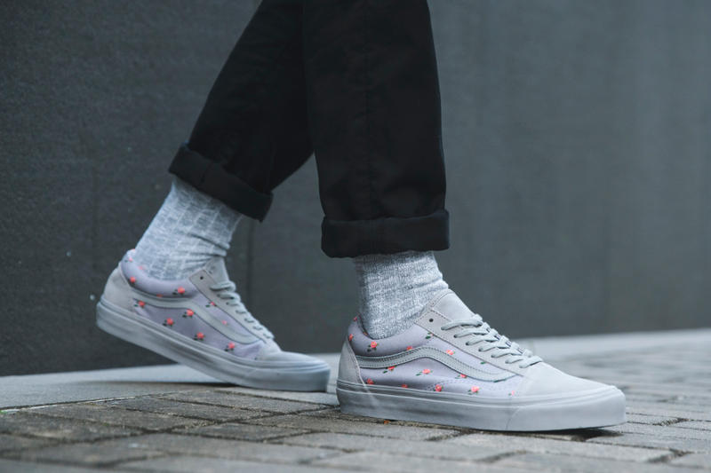 6d92c65423 Check out the UNDERCOVER x Vans Collaboration