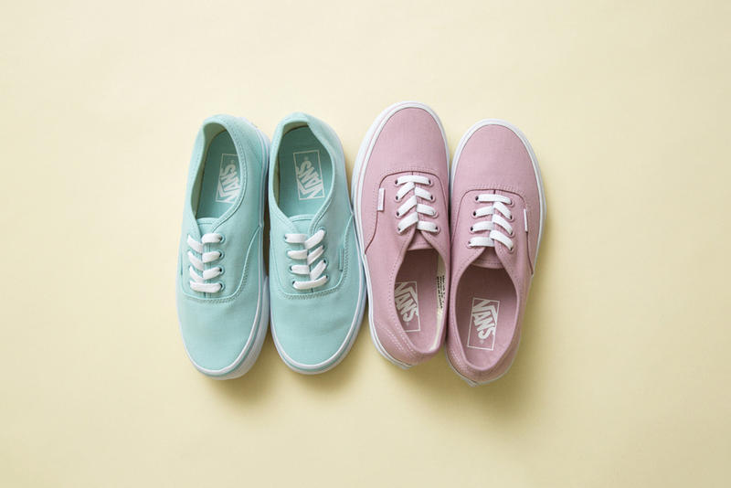 Vans Make Exclusive Vans Authentic For BEAUTY & YOUTH