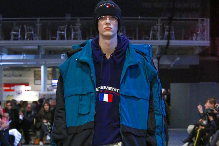 The Focus of Vetements  2017 Fall Winter Collection Wasn t on the Clothes 421cdf930b01