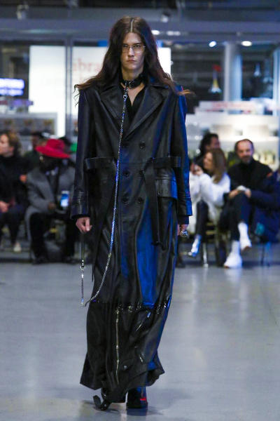 Vetements 2017 Fall Winter Couture Collection Paris