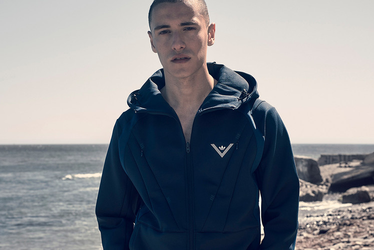 795b1c0055c0 White Mountaineering & adidas Originals Debut Their 2017 Spring/Summer  Collection