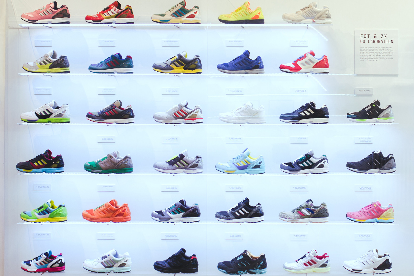 Why the adidas EQT Category is Only