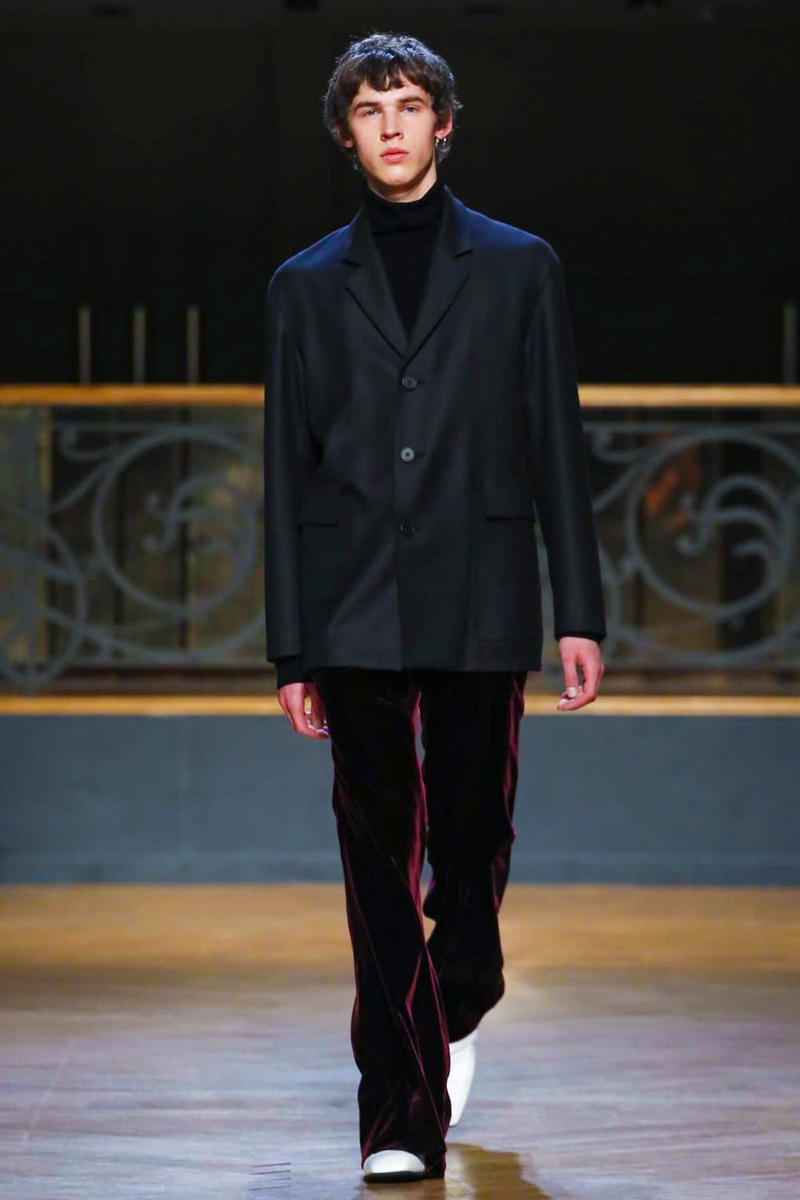 Wooyoungmi 2017 Fall Winter Collection Paris Fashion Week Mens