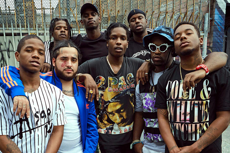 YAMS Day Concert Madison Square Garden ASAP Mob