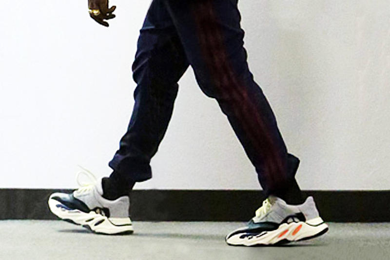 a457eb17d79b1 YEEZY Runner First Clean Photos as Seen on Kanye West