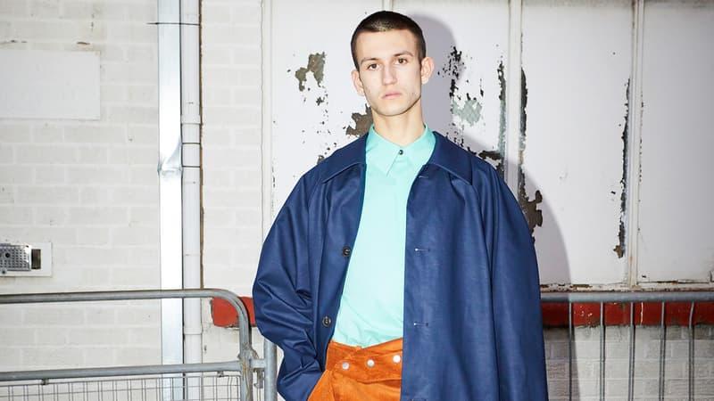 Menswear Brands At London Fashion Week 2017 Fall Winter Hypebeast