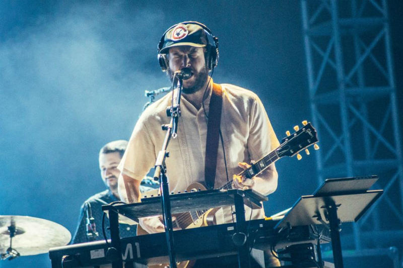 Acts Performing at the Bon Iver Curated Eaux Claires Festival