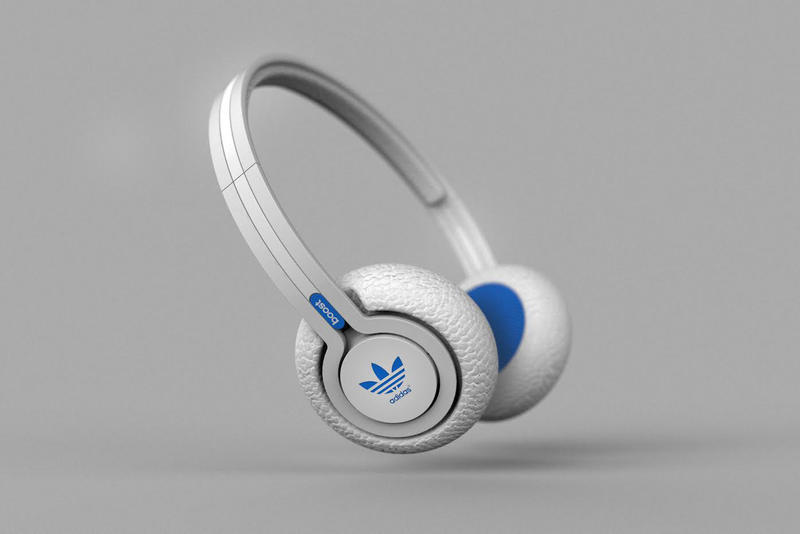 adidas BOOST Headphone Concept
