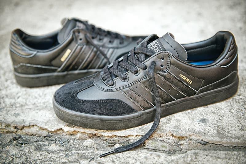 adidas Busenitz Vulc RX Triple Black
