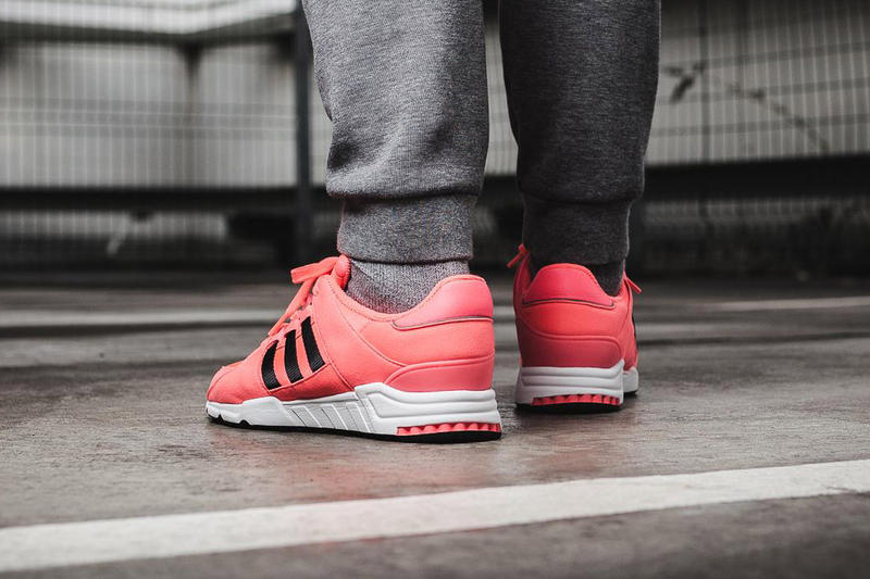 adidas Originals EQT Support RF Turbo Red