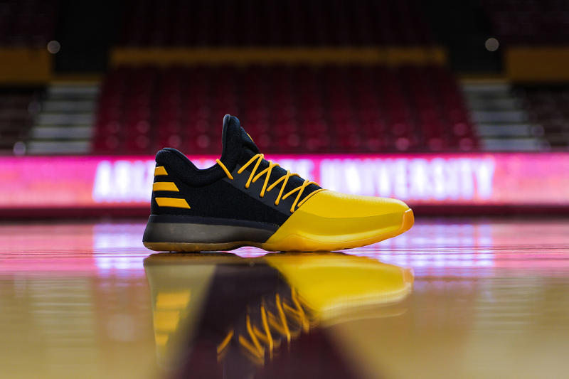 new product d2b54 50bf9 adidas Harden Vol 1 Fear the Fork