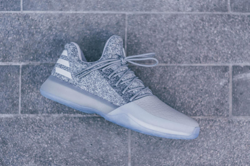 052fb424c adidas James Harden Vol 1 Grayvy