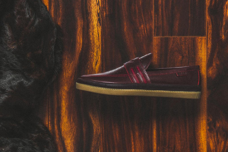 official photos 4045b 33714 adidas Skateboarding Acapulco Penny Loafer. 3 of 3