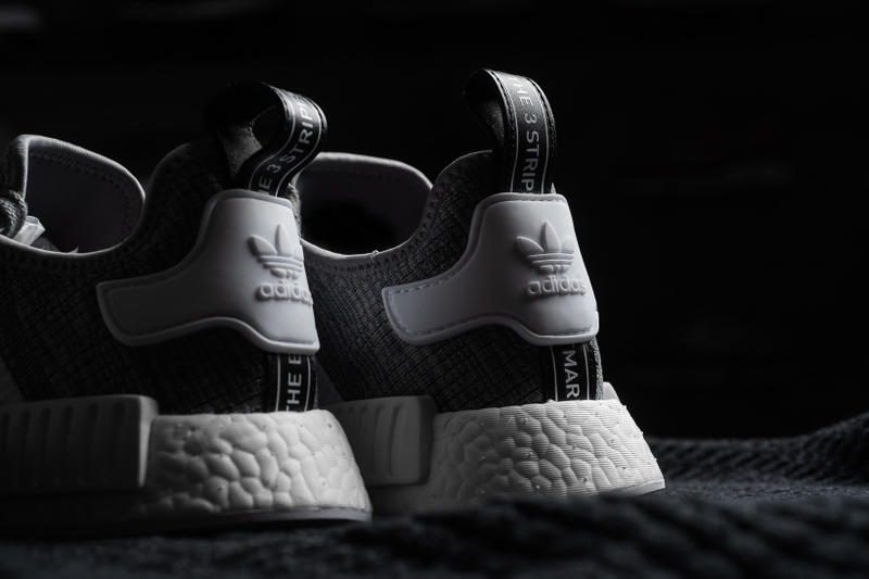 detailed pictures cd1e3 3da0a A Closer Look at the adidas Originals NMD R1 Solid Grey ...