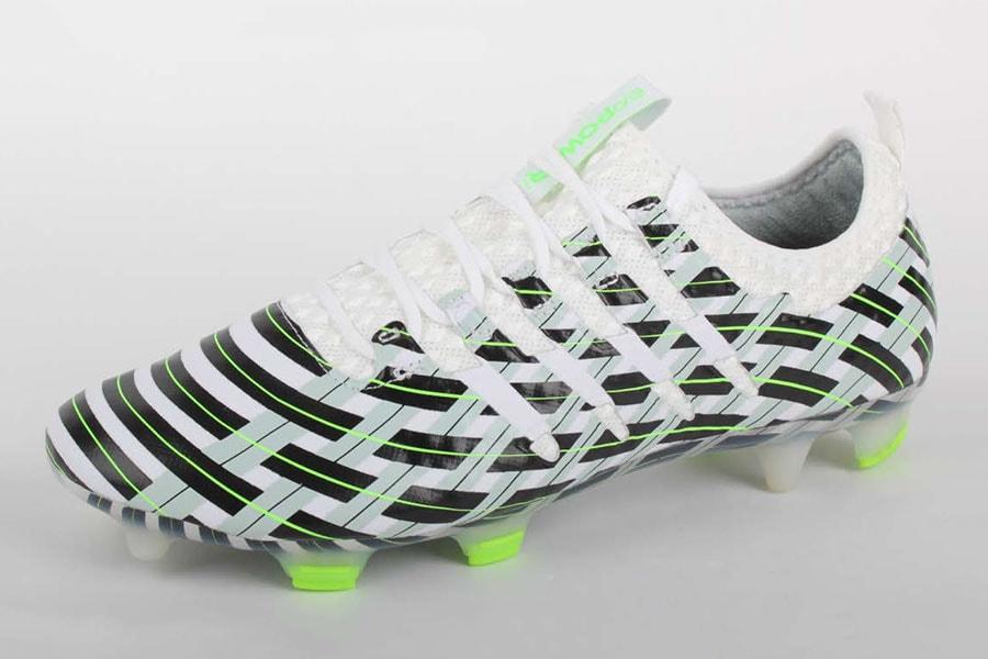adidas Sues Puma Three Stripes Design Soccer Cleats