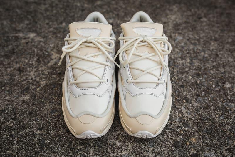 Raf Simons adidas Oweego Bunny Cream