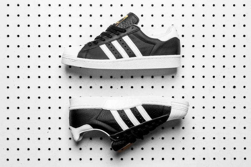 adidas Superstar BOOST Black/White