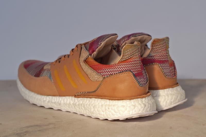 adidas Ultra Boost Missoni JBF Customs