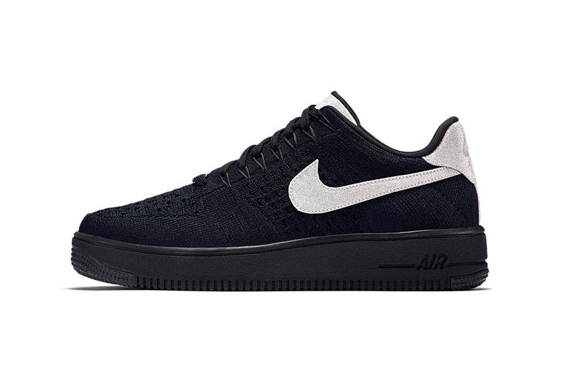 Nike Air Force 1 Ultra Flyknit Low Metallic