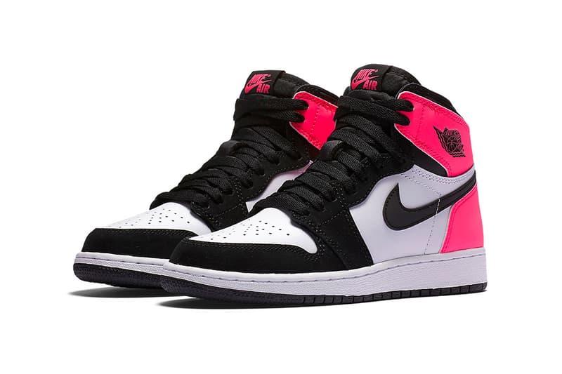Air Jordan 1 High Og Valentine S Day Hypebeast