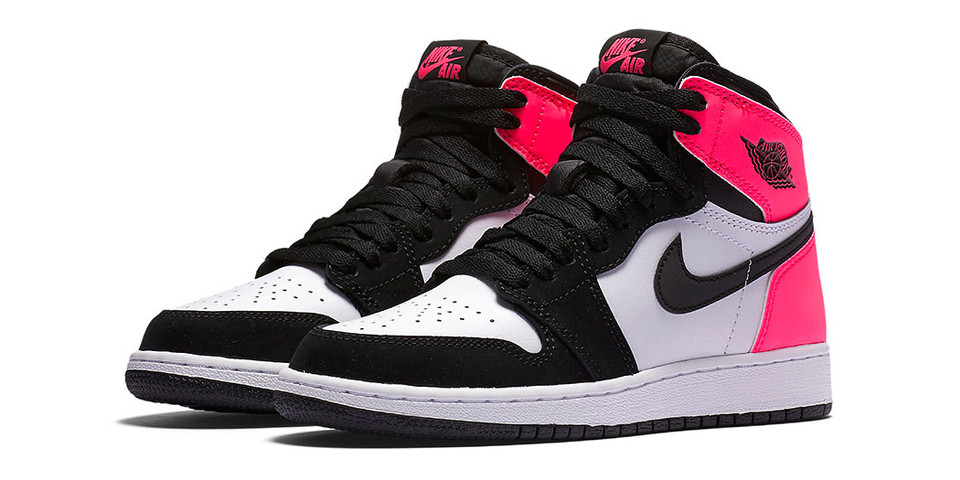 The Air Jordan 1 High OG Gets the Valentine's Day Treatment