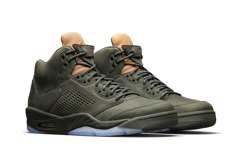 "The Air Jordan 5 ""Take Flight"" Will Retail for $400 USD"
