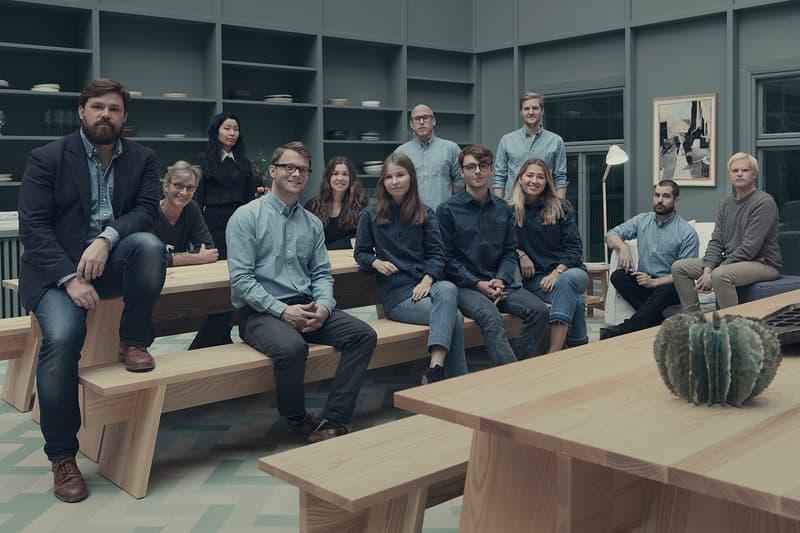 Alma Stockholm Design Member's Club Working Space