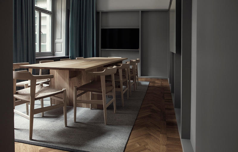 Alma Stockholm Design Member's Club Working Space