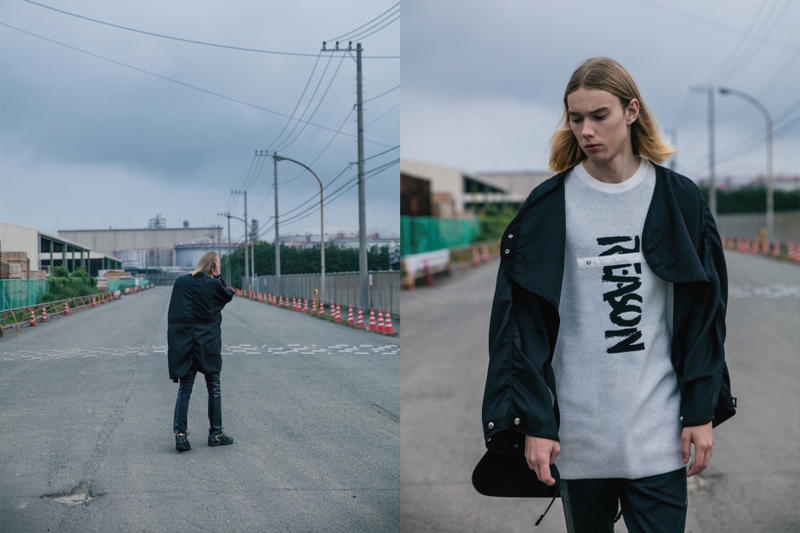 ALMOSTBLACK 2017 Spring/Summer Collection Lookbook