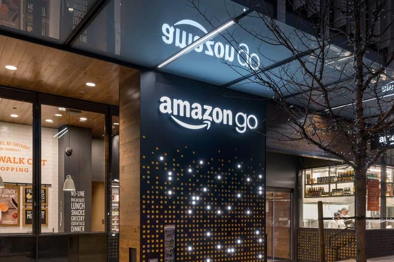 Amazon Robot-Run Supermarkets
