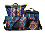 Street Artist Apexer and Timbuk2 Drop a Line of Locally Made Bags With Old-School Prints