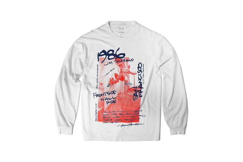 Arkitip FACT. Capsule Collection 80s Skateboarding Photography