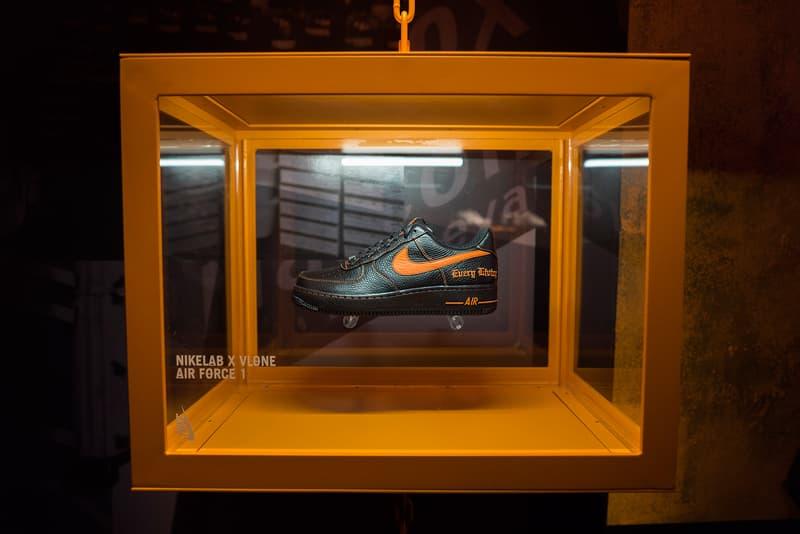 ASAP Bari VLONE Nike Pop Up