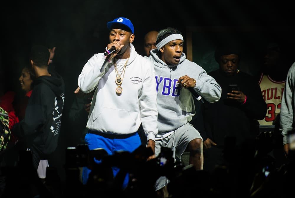 ASAP Rocky 808 Mafia Southside New Collab 2017