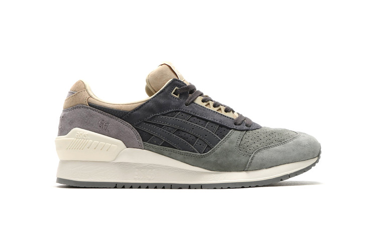 ASICS Drops a Suede-Constructed GEL-Respector Duo c717693558
