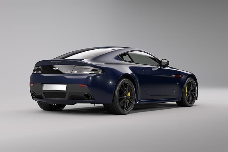 Aston Martin Vantage Red Bull Racing Edition