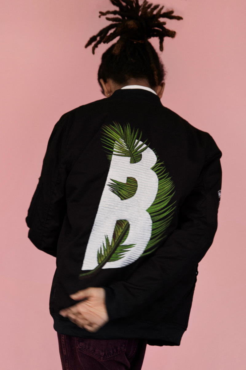 Baauer maharishi Limited Edition MA 1 Flight Jacket