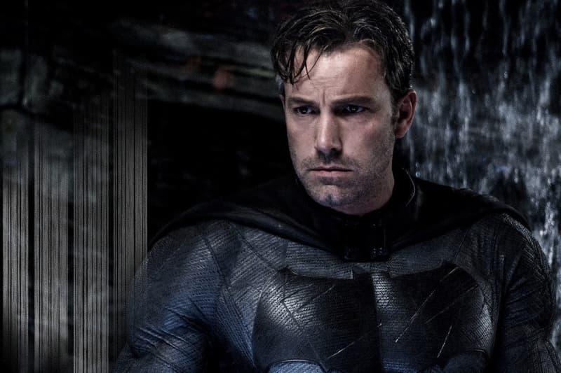 Ben Affleck Quit Playing Batman Rumor