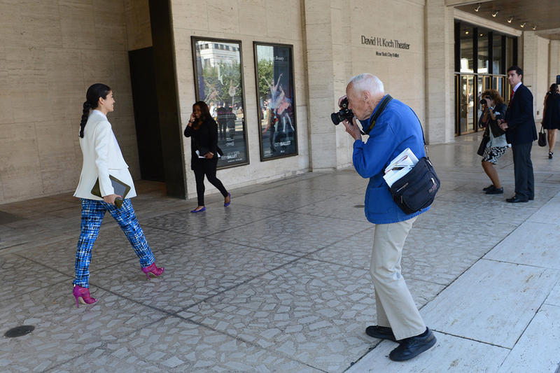 Bill Cunningham New-York Historical Society