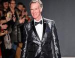 Bill Nye the Science Guy Makes His Fashion Runway Debut
