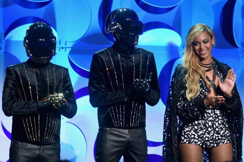 Daft Punk Beyonce Coachella Odds