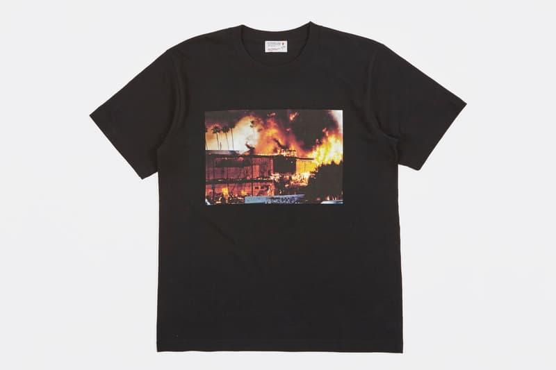 Cali Thornhill Dewitt A.FOUR LA Riot Collection