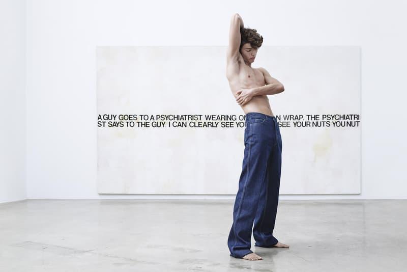 Calvin Klein Raf Simons Campaign