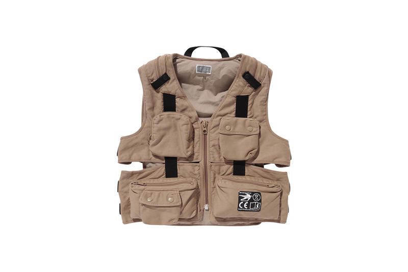Cav Empt 2017 Spring Summer Releases Vest Hoodie Sweater Jacket Bag Hat