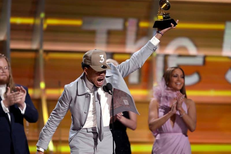 Chance the Rapper Wins Best Rap Album at 2017 GRAMMYs